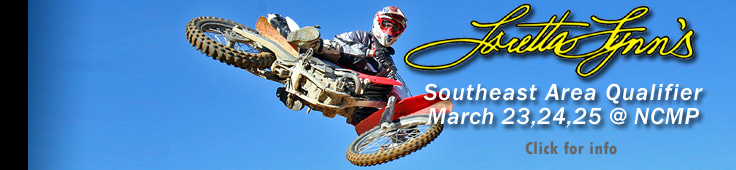 2018 Loretta Lynn Southeast Area Qualifier at NCMP