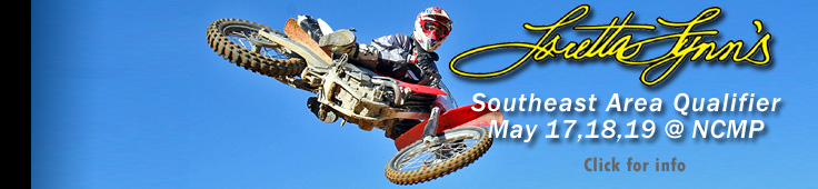 2019 Loretta Lynn Southeast Area Qualifier at NCMP